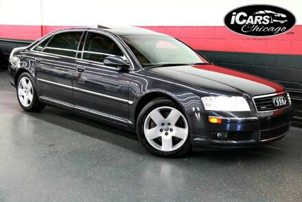 2004_Audi_A8 L_4dr Sedan_ Chicago IL