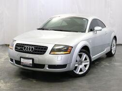 2004_Audi_TT_1.8L Turbocharged Engine 225hp / AWD Quattro / MANUAL TRANSMISSION_ Addison IL
