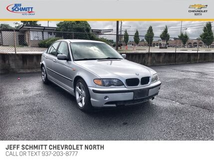 2004_BMW_3 Series_325i_ Dayton area OH