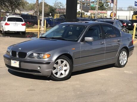2004 BMW 3 Series 325i Houston TX