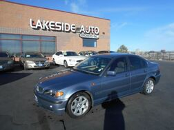 2004_BMW_3-Series_325i Sedan_ Colorado Springs CO