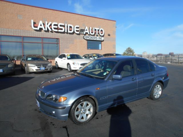 2004 BMW 3-Series 325i Sedan Colorado Springs CO