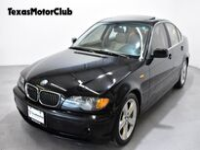 BMW 3 Series 330i 4dr Sdn RWD 2004