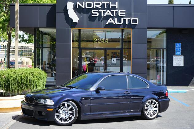 2004_BMW_3 Series_M3_ Walnut Creek CA