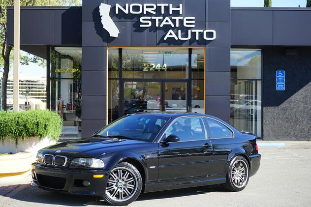 2004_BMW_3 Series_M3_ Walnut Creek CA