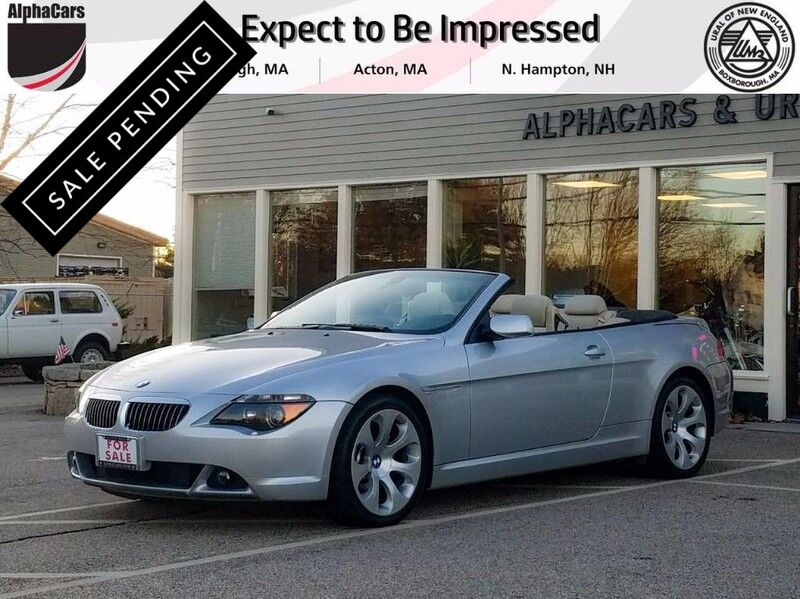 BMW Ci Speed Sport Convertible New England - 2004 bmw convertible