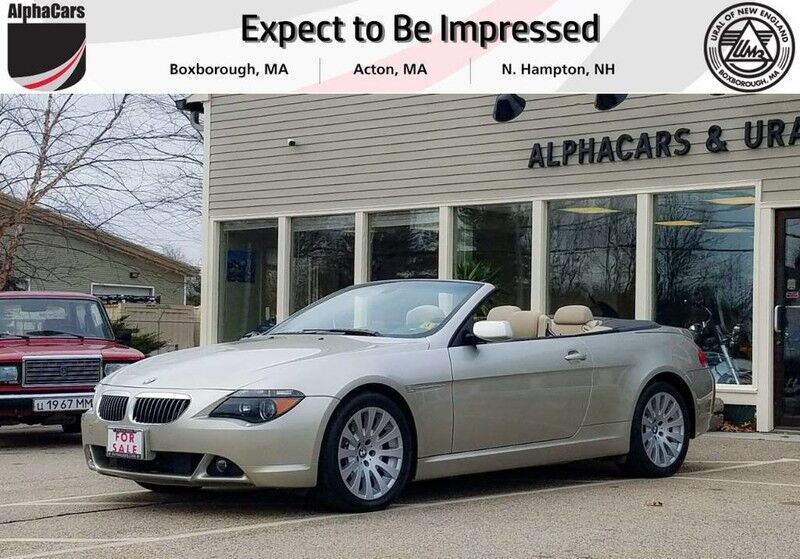 BMW Ci Sport Convertible New England - 2004 bmw convertible