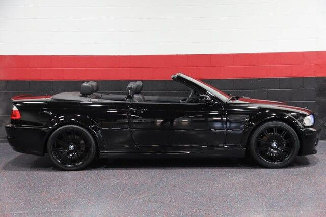 2004 BMW M3 2dr Convertible Chicago IL