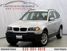BMW X3 2.5i AWD Addison IL