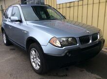 2004_BMW_X3_2.5i_ Spokane WA