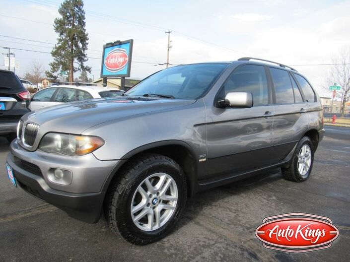 2004 BMW X5 3.0i Bend OR
