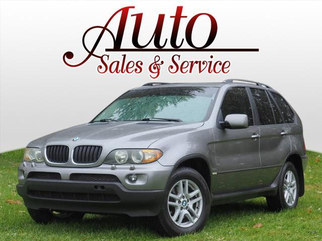 2004 BMW X5 3.0i Indianapolis IN