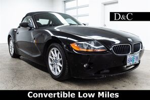 2004_BMW_Z4_2.5i Convertible Low Miles_ Portland OR