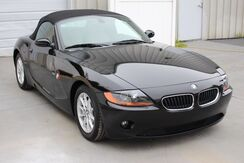 2004_BMW_Z4_2.5i Roadster Power Top Low Miles_ Knoxville TN