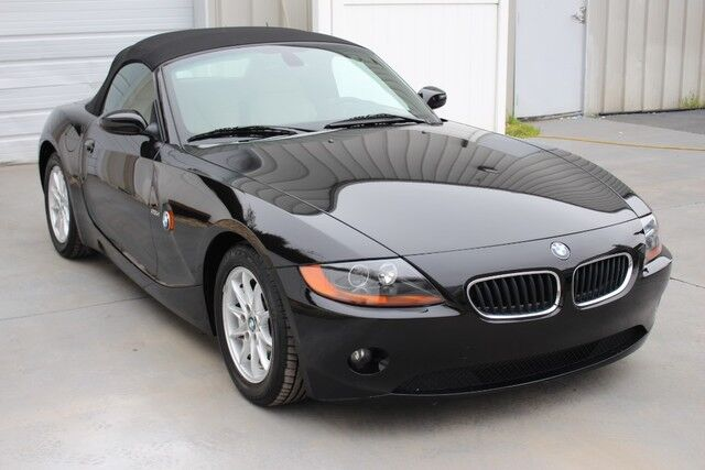 2004 BMW Z4 2.5i Roadster Power Top Low Miles Knoxville TN