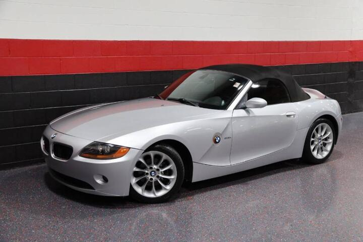 2004 BMW Z4 2.5i Sport 2dr Convertible Chicago IL
