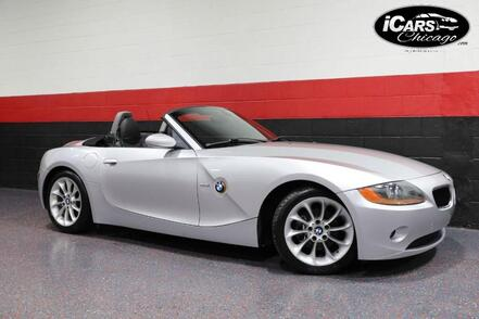 2004_BMW_Z4_2.5i Sport 2dr Convertible_ Chicago IL