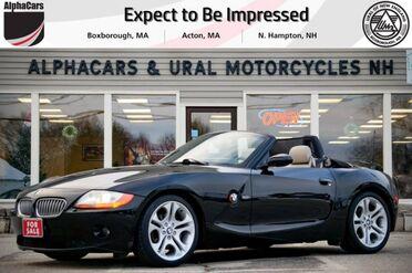 2004_BMW_Z4_3.0i_ Boxborough MA