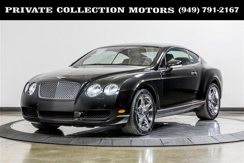 2004_Bentley_Continental_GT_ Costa Mesa CA