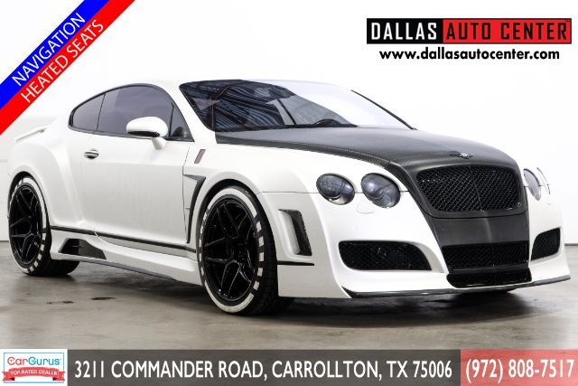 2004 Bentley Continental GT Coupe Carrollton TX