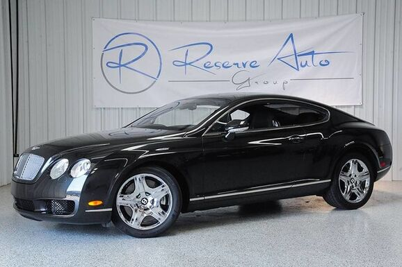 2004_Bentley_Continental_GT_ The Colony TX