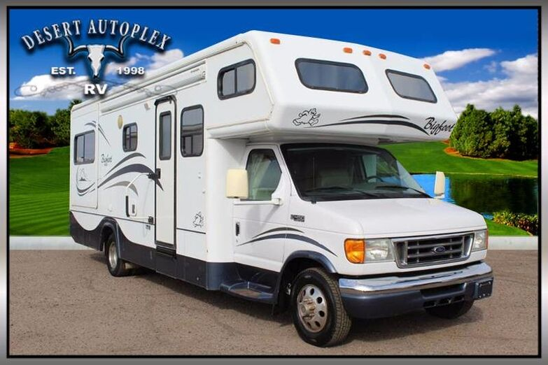 2004 Bigfoot Bigfoot 27D Double Slide Class C Motorhome Mesa AZ