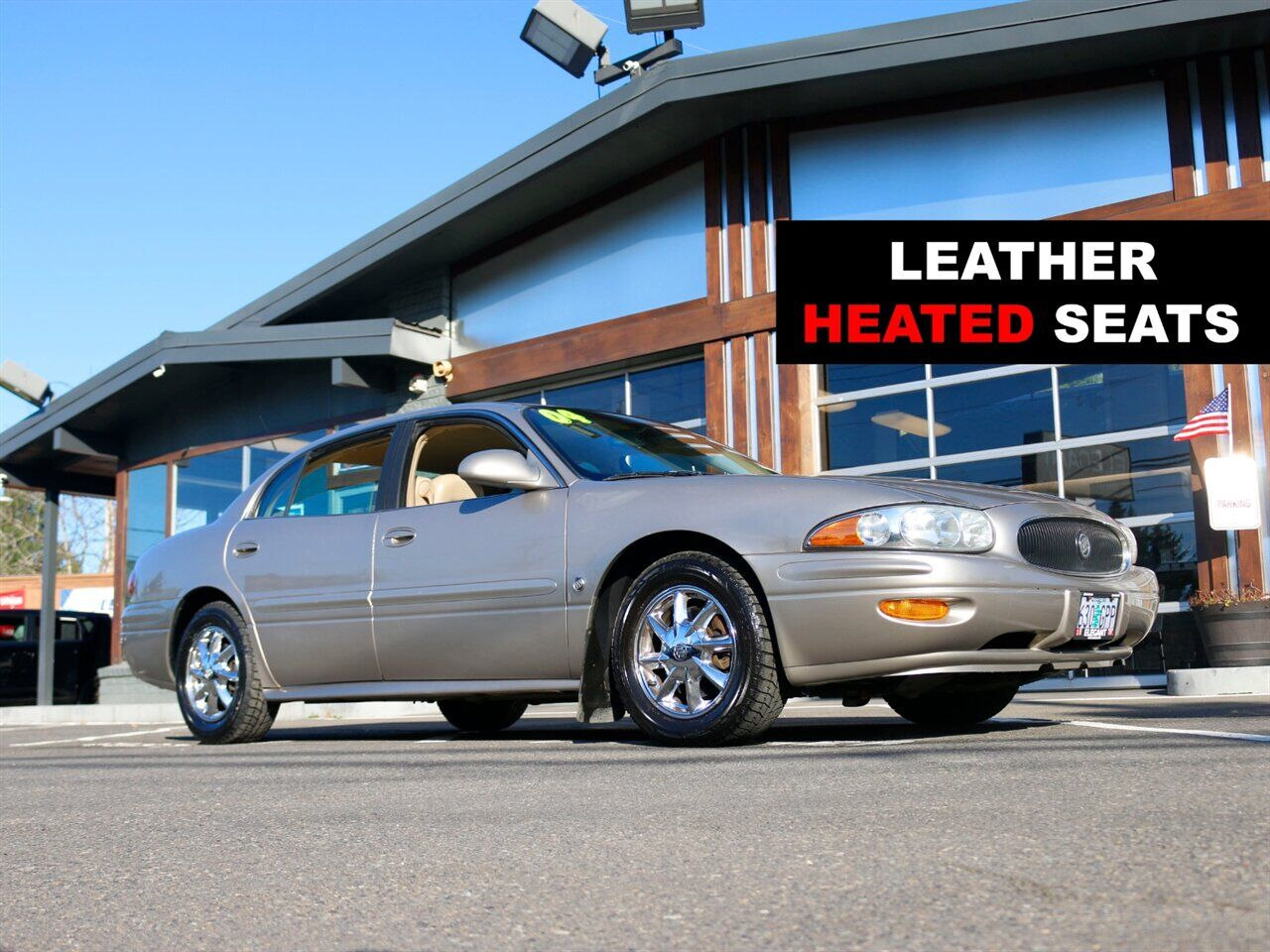 2004 Buick LeSabre Limited LEATHER LOEADED / CLEAN