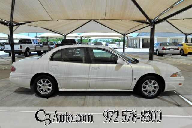 2004 Buick LeSabre Limited Plano TX