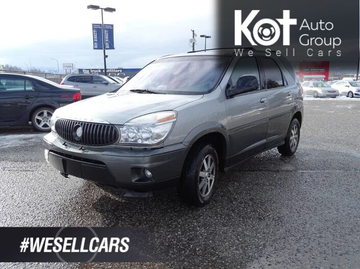 2004 Buick Rendezvous CX PARTS ONLY (Head Gasket Gone) Kelowna BC