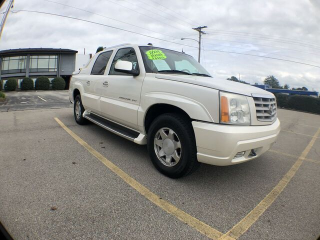 2004 Cadillac Escalade Ext Sport Utility Truck Frankfort Ky 25885270