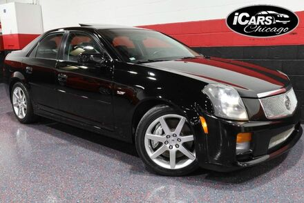 2004_Cadillac_CTS-V_4dr Sedan_ Chicago IL