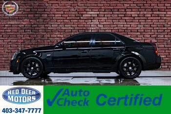 2004_Cadillac_CTS-V_Manual Leather Roof Nav Stage 3 Cams Exhaust_ Red Deer AB