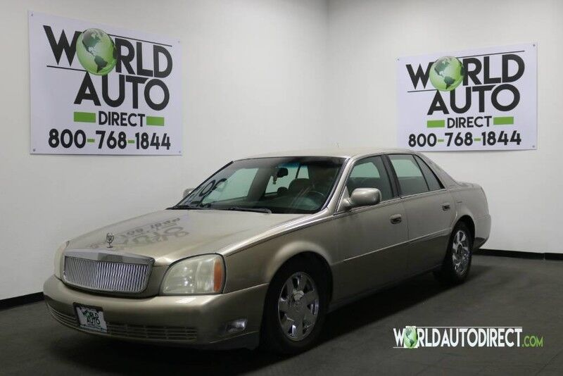 2004_Cadillac_DeVille__ Houston TX