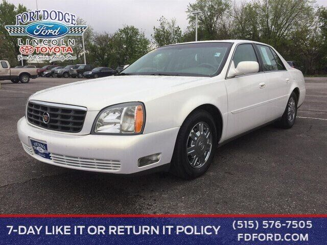 2004 Cadillac DeVille Base Fort Dodge IA