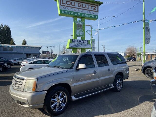 2004 Cadillac Escalade ESV Platinum Edition Eugene OR