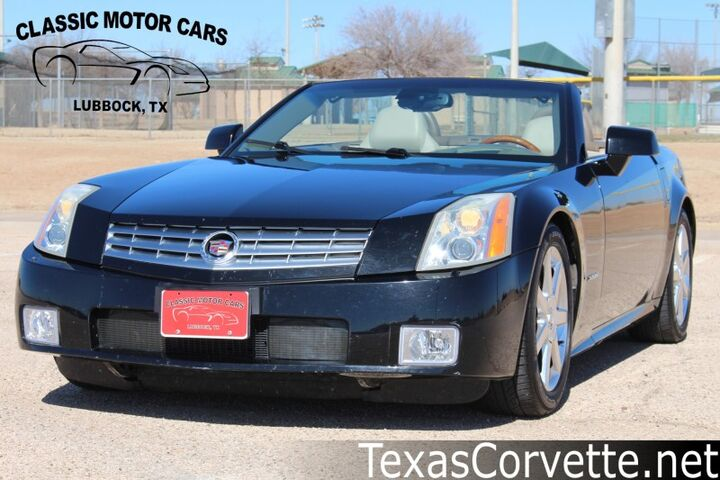 2004 Cadillac XLR  Lubbock TX