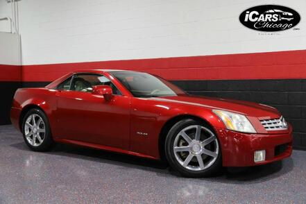 2004_Cadillac_XLR_2dr Convertible_ Chicago IL