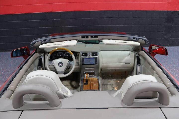 2004 Cadillac XLR 2dr Convertible Chicago IL