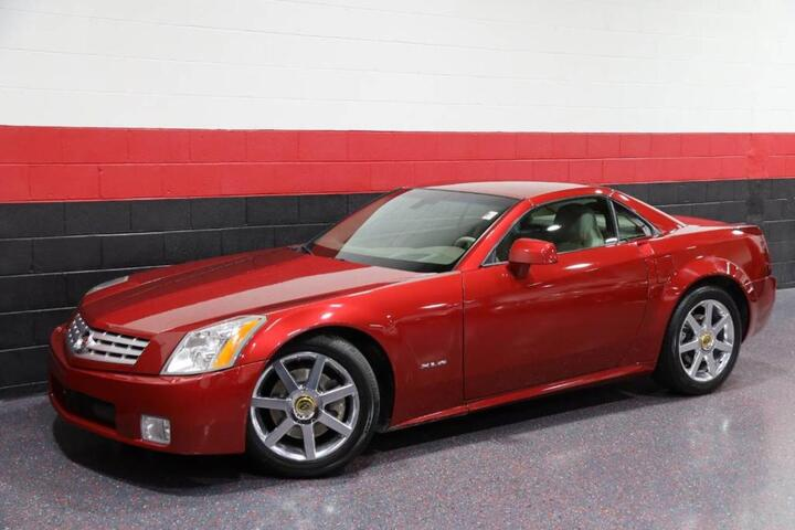 2004 Cadillac XLR 2dr Convertible Chicago IL