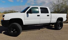 2004_Chevrolet_2500HD SILVERADO LIFTED 4WD CREW SB LS_DURAMAX DIESEL 8 LIFT 37s BEAUTIFUL TRUCK_ Phoenix AZ