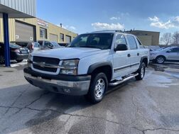 2004_Chevrolet_Avalanche__ Cleveland OH