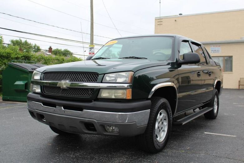 2004 Chevrolet Avalanche  New Castle DE