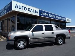 2004_Chevrolet_Avalanche_1500 4WD_ Spokane Valley WA