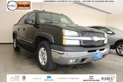 2004 Chevrolet Avalanche 1500 Base Golden CO
