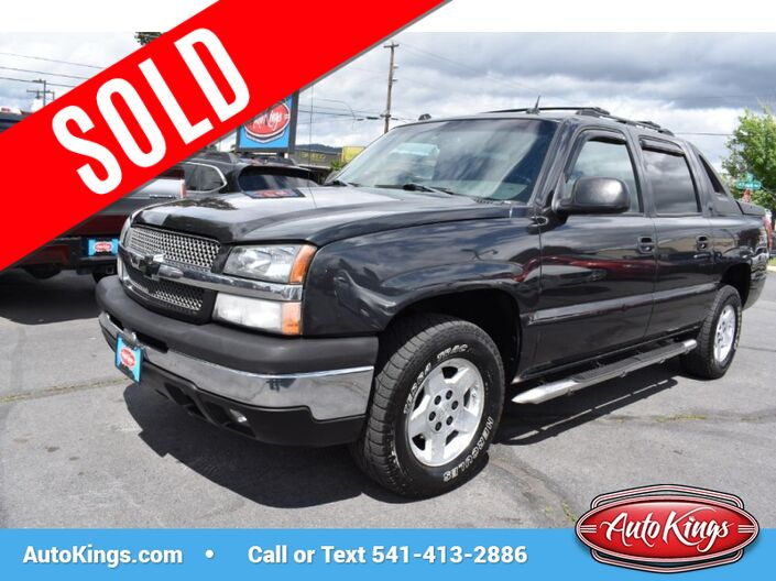 2004 Chevrolet Avalanche 1500 Crew Cab 4WD Bend OR