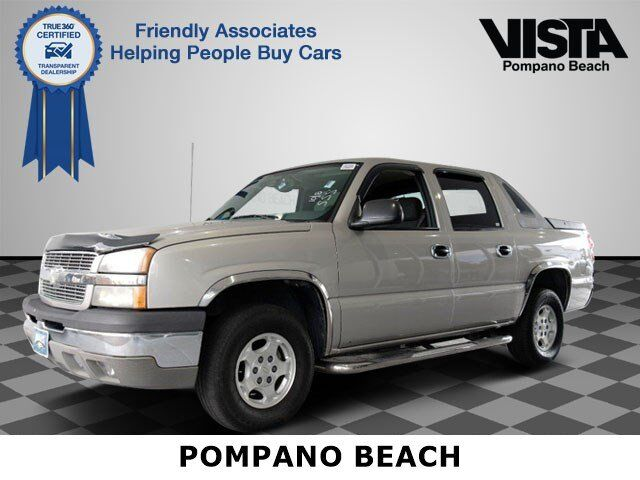 2004 Chevrolet Avalanche Base Coconut Creek FL
