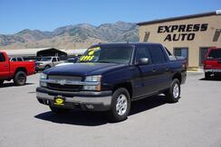 2004_Chevrolet_Avalanche_Z71_ North Logan UT