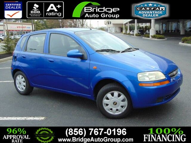 2004 Chevrolet Aveo LS Berlin NJ