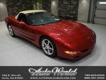 2004_Chevrolet_CORVETTE CONVERTIBLE__ Hays KS