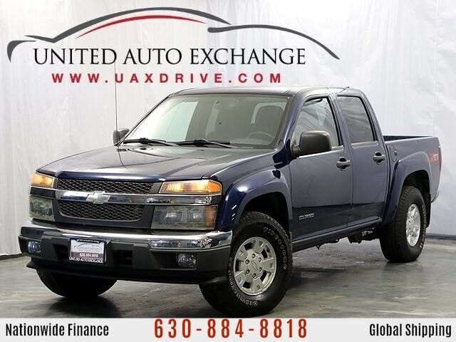 2004 Chevrolet Colorado 1SF LS Z71 Addison IL